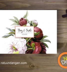 Shabby Chic & WaterColour ( DKNCO-103 )